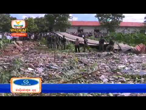 Khmer Accident News 21 May 2013 Part1