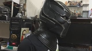 [Review]  Neck part of Black panther