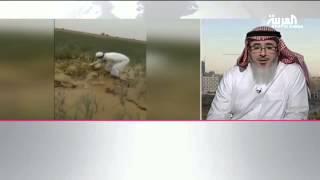 الأسماك تغزو الرياض بعد هطول الأمطار.. ومتخصص يعلق
