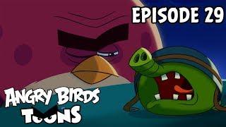 Angry Birds #29 - Nočný terence