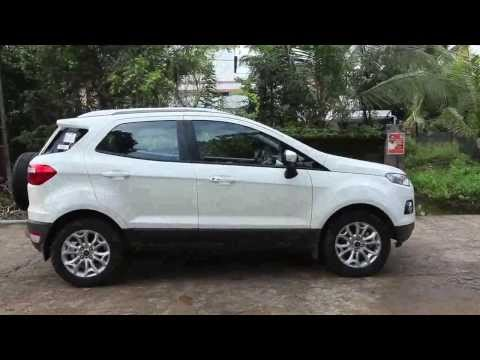 Ford Ecosport TITANIUM  Interior and Engine mpeg4