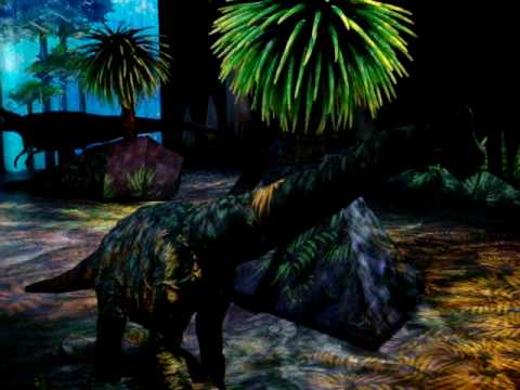 Walking with Dinosaurs: Brontosaurus Section