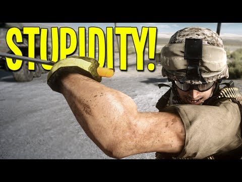 STUPIDITY #6! - Battlefield 3 by (TheFloppyRagdoll), Like the video if you enjoyed ► Thanks for watching! Hey guys, My friend Floppy thought he'd share this with you! Floppy's channel - http://bit.ly/1bcmuTX Tw...