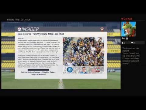 Fifa 17 career ep3