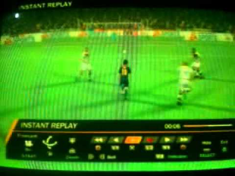 FIFA 12-Fast goal to Lionel Messi (6 seconds)