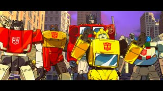 TRANSFORMERS: Devastation - Launch Trailer