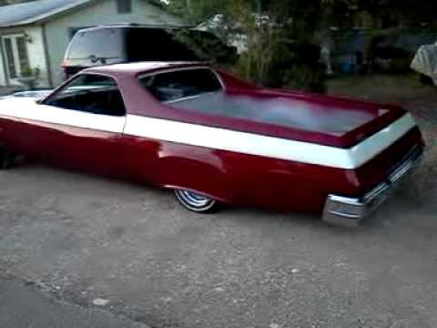 1977 El Camino Walk Around Youtube