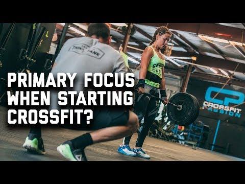 Primary Focus When Starting CrossFit? | Ask TTT