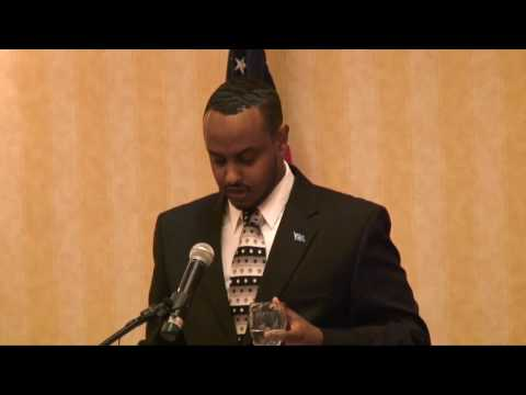 Day 1: 1st Annual Somali Diaspora Youth Conference (PART 10)