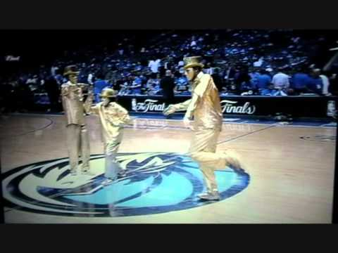 Remote Kontrol - NBA Finals 2011 Half-time-show