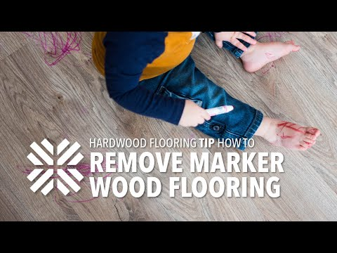 Flooring 101 Tip: Removing Marker from Laminate Flooring | Lumber Liquidators