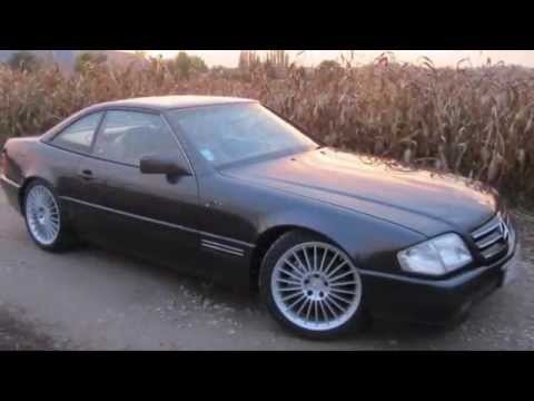 1994 SL74 burnout--one wheel?