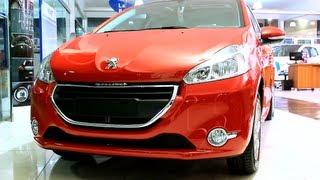 Lançamento Review Peugeot 208 Allure 1.5 2014 (Canal Top