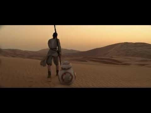 Star Wars VII - Sila sa preb�dza - filmov� trailer