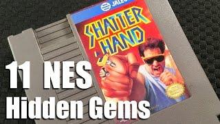 Nintendo NES Games - HIDDEN GEMS - 11 More Games!