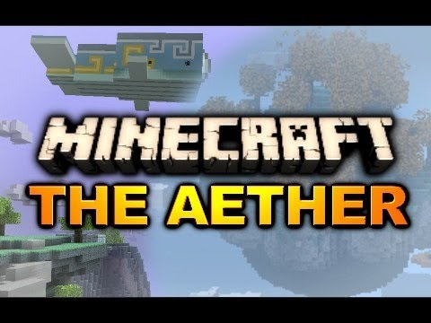 Minecraft: Silver Dungeon &amp; Baby Black Moa's! (Aether Mod Adventure - Ep. 10)