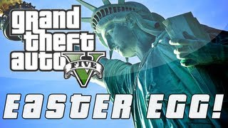 Grand Theft Auto 5 Heart Of Liberty City Easter Egg (GTA