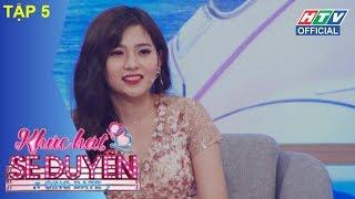 HTV KHÚC HÁT SE DUYÊN | Mỹ nữ Bạch Dương xin chọn lại bạn trai | KHSD #5 FULL | 11/4/2018
