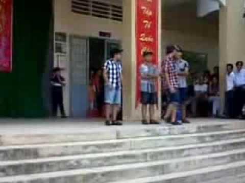 Lop 7/9 truong THCS Hung Vuong 2014 dance