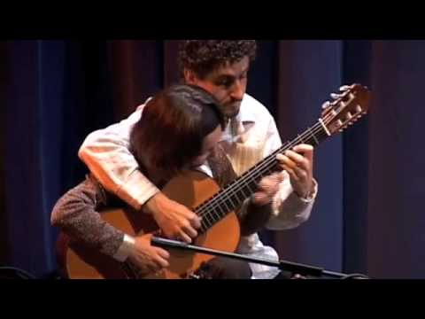 BRAZILIAN MUSIC INSTITUTE 2009 - TICO TICO (Guitar Four-Hand Exchanging)