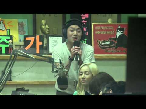 130814 2NE1 Do You Love Me Radio LIVE