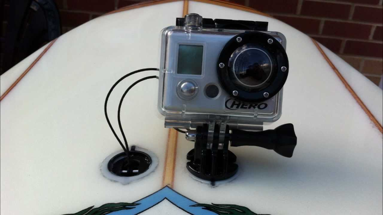 Gopro Surfboard Mounting Tips