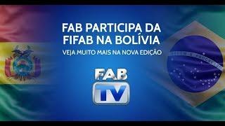 A FAB TV – o canal do Youtube da Força Aérea Brasileira - lança, nesta terça-feira (28/11) a edição do resumo do mês de novembro. Você vai conferir uma matéria sobre a participação da FAB na Feira Internacional da Força Aérea Boliviana (FIFAB), vai saber tudo sobre o 1º Simpósio Pedagógico realizado pela Diretoria de Ensino (DIRENS), além de conferir a entrega da Ordem do Mérito Aeronáutico em Brasília (DF).