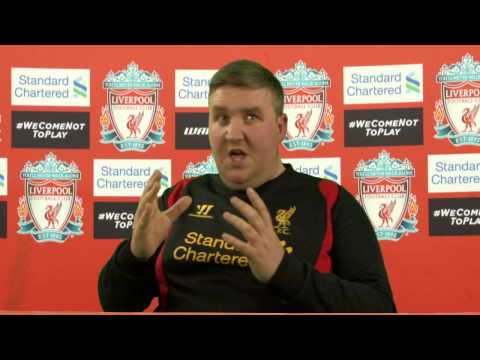 "Brendan Rodgers: ""I Never Called Allen The Welsh Xavi"" (Press Conference Spoof)"