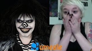 Laughing Jack goes on Omegle!