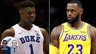 Richard Jefferson compares Zion Williamson to LeBron James | Jalen & Jacoby