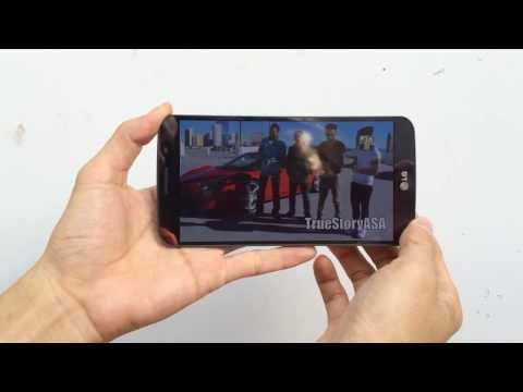 Tinhte.vn - Trên tay LG G Flex