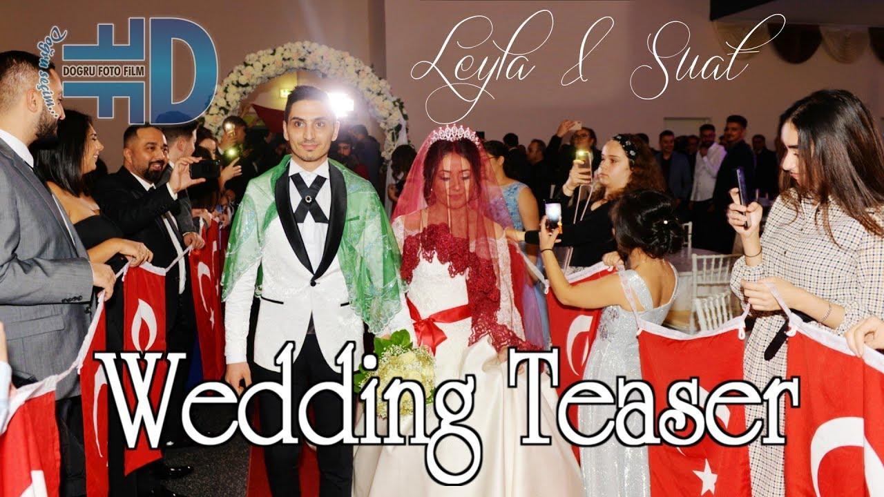 Leyla & Suat - WEDDING TEASER