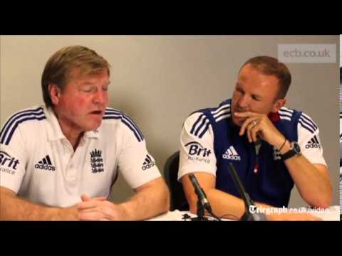 Jonathan Trott 'can be proud of himself'