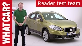 What Car? Readers Preview The 2013 Suzuki SX4 S-cross