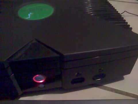 how to fix red ring of death on original xbox