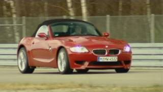 Tracktest BMW Z4 M Roadster videos