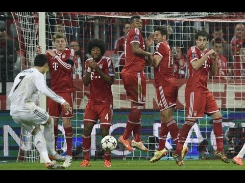 Bayern Munich vs Real Madrid 0-4 Full Match 2nd Half Champions League 2014