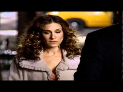 Sex and the City - Carrie and Big Fight (Season 6)