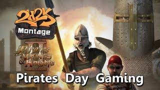 [Pirates Vikings & Knights II - Pirates Day Gaming]