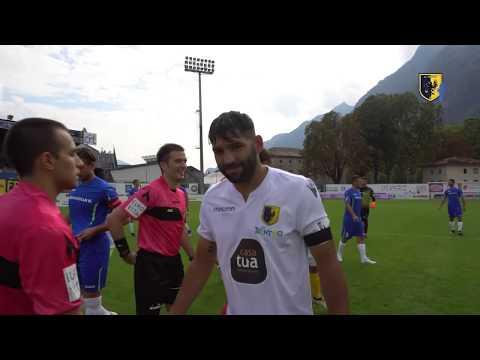 Copertina video Trento - Cartigliano 1-2