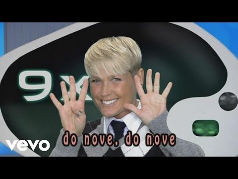Xuxa - Tabuada Do Nove