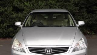 7414 Honda Inspire 2005