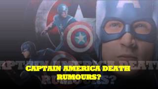CAPTAIN AMERICA TO DIE IN UPCOMING MOVIE?