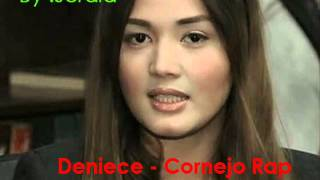 Deniece Cornejo Rap ( SAGPRO ) Audio