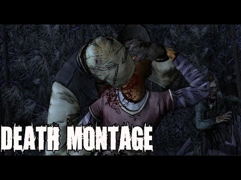 The Walking Dead Season 2 Episode 1 Death Montage