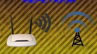 Configurar un router wifi como repetidor