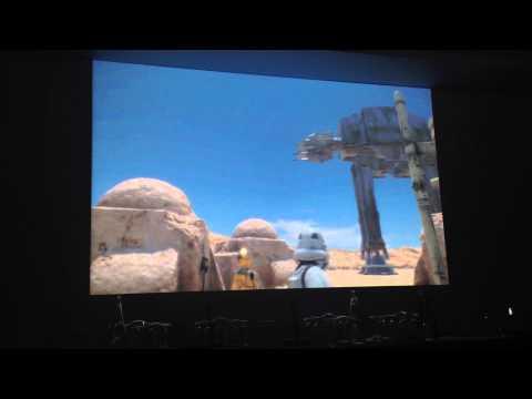 Какие методы и технологию использовали при создании Star Wars 1313