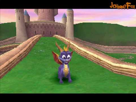 Spyro the Dragon -01- Artisans Home