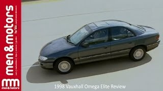 1998 Vauxhall Omega Elite Review