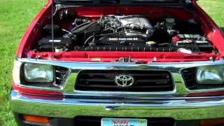1995 Toyota Tacoma V6 Regular Cab videos